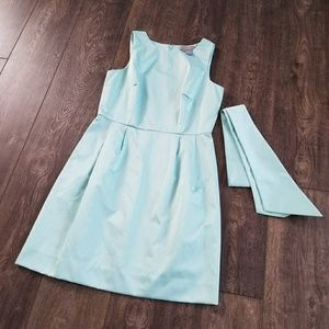Eccoci Blue Sleeveless Dress - size 6